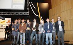 Jesús Segura. Cocinero Revelación 2012 #Madridfusion