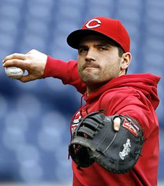 Joey Votto and Reds Baseball