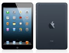 Does the iPad Mini match up to its big brother, the iPad? Check out the top 5 features of the iPad Mini that makes it a top buy for consumers. Hp Android, Apple Launch, Ipad Mini 1st Generation, Gadgets, Black Apple, Apple New, Buy Apple, Ipad Mini 3, Retina Display