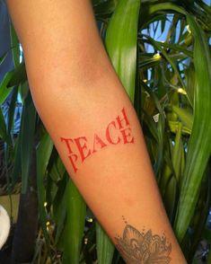 Red Ink Tattoos, Dainty Tattoos, Dope Tattoos, Pretty Tattoos, Mini Tattoos, Beautiful Tattoos, Body Art Tattoos, Small Tattoos, Tatoos