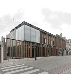 Office Solvas / GRAUX & BAEYENS architecten | ArchDaily