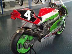 Kawasaki ZXR750RR Endurance racer