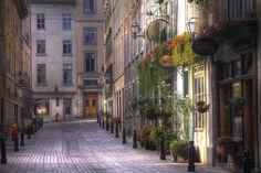 Rue St. Paul,Quebec City