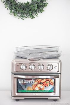 This Air Fryer Salmon recipe is a family favorite! It's full of flavor and a great way to cook chili lime salmon in the Cuisinart Air Fryer Toaster Oven. Cornflake Chicken Recipe, Bacon Wrapped Filet, Toaster Oven Recipes, Filet Mignon Steak, Chili Lime, Cooking Salmon, Roasted Potatoes, Air Fryer Recipes, Salmon Recipes