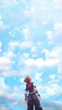 Cry Anime, Anime Art, Manga Anime, Sora Kingdom Hearts 3, Organization Xiii, Kh 3, Kindom Hearts, Girls Anime, Video Game Art