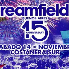 """Check out """"Sven Vath - Live @ Creamfields (Buenos Aires, Argentina) - 14.11.2015"""" by LiveSets.at on Mixcloud"""