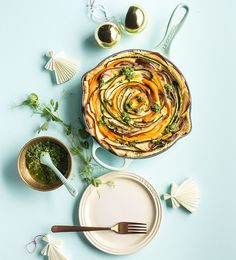 Serve this crisp pastry tart with grilled vegetable filling as a light lunch or tasty side. It's the perfect way to celebrate fresh, seasonal summer vegetables.