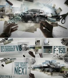 Ford F150 (Pitch) by John Hwang, via Behance