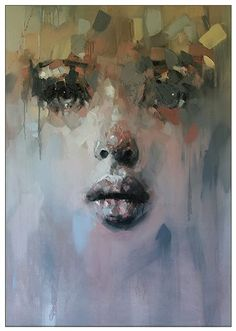 South Africa Artist Ryan Hewett (1979) | oil on canvas....140x100cm