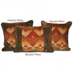 Croscill Santa Fe Decorative Pillows #homedecor # pillows