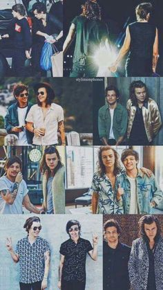 Find images and videos about louis tomlinson, Harry Styles and larry on We Heart It - the app to get lost in what you love. One Direction Fotos, One Direction Wallpaper, One Direction Harry, One Direction Memes, One Direction Pictures, Larry Stylinson, Niall Horan, Zayn, Louis E Harry