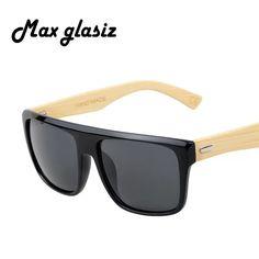 Bamboo Sunglasses Brand Designer Sun Glassses Wooden Summer Spectacle Sunglasses Women Super Fashion Oculos oculos madeira - Intl | Lazada.co.th