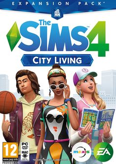 The Sims 4: City Living Expansion Pack (PC DVD): Amazon.co.uk: PC & Video Games
