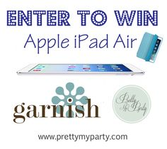 Enter to win!!!