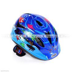 Kask dla dziecka Abus Rookie Ocean Bicycle Helmet, Ocean, Hats, Hat, Cycling Helmet, The Ocean, Hipster Hat, Sea