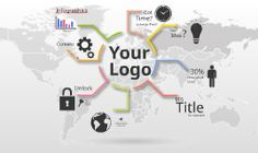 An infographic prezi template with colorful 3d jigsaw puzzle pieces an infographic prezi template with colorful 3d jigsaw puzzle pieces on a world map background 4 colors included dark gray red or maxwellsz