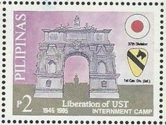 Stamp: End of World War II - 50th Anniversary (Philippines) (End of World War II - 50th Anniversary) Mi:PH 2605