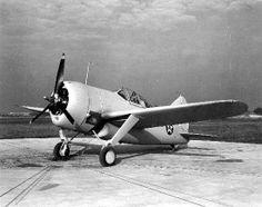 December 2, 1937: First flight of the Brewster F2A Buffalo