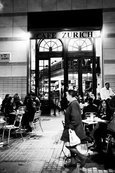 Coffee? Beer? Who wants to join me! Zurich
