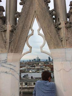 What To Do In Milan - Climb the Duomo