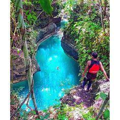 Kanlaob river, Cebu, Philippines