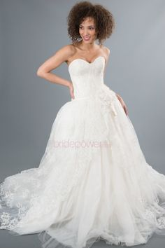 Wtoo by Watters Full Skirt 20405 - Vows Bridal Wedding Dress With Veil, One Shoulder Wedding Dress, Wedding Dresses, Vows Bridal, Wedding Bells, Wedding Planning, Skirts, Veils, Future