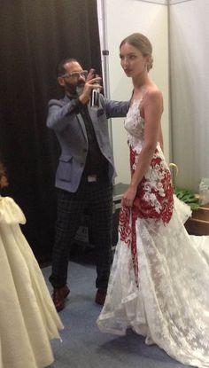 Rda en la pasada edición de expobodas #bridehair weddingplanner