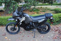 Kawasaki KLR650  Kawasaki KLR 650