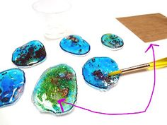A blog about resin, resin jewelry, resin crafts, mold making, silicone rubber, silicone putty and more.