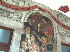 Diego Rivera Murales Mexico D.F.