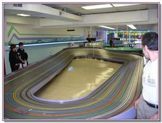slot car wood track for sale photos Google Search Slot