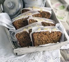 Lovers of ginger cake and carrot cake should enjoy this one. It mellows and improves over a couple of days