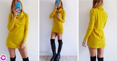 SHOP NOW POLERON CALU $650 Lanilla gruesa acanalada elastizado larguito. Colores: mostaza negro y rosa. No existe mostaza más lindo que este! Local Belgrano Envíos Efectivo y tarjetas Tienda Online www.oyuelito.com.ar #followme #oyuelitostore #stylish #styles #fashion #model #fashionista #fashionpost #ootd #moda #clothing #instafashion #trendy #chic #girl #trends #outfitoftheday #selfie #showroom #loveit #look #lookbook #inspirationoftheday #modafemenina