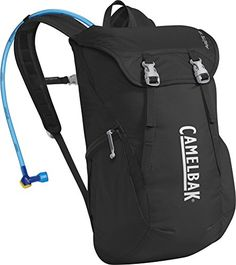 CamelBak 2016 Arete 18 Hydration Pack BlackSilver -- Visit the image link more details.(This is an Amazon affiliate link and I receive a commission for the sales)