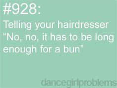 Just a trim please!