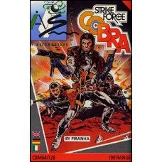 Strike Force Cobra for Commodore 64 from Alternative Software