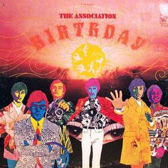 rare-vintage-psychedelic-stereo-lp-vinyl-record-album-cover-art-assn-bday by retrorebirth, via Flickr