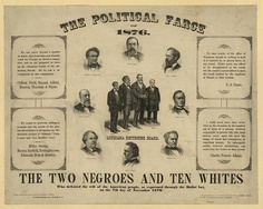 March 1877 – U. presidential election, Just two days before inauguration, the U. Congress declares Rutherford B. Hayes the winner of the election even though Samuel J. Tilden had won the popular vote on November Today In History, History Class, Teaching History, Election Cartoons, American Presidents, American History, Library Of Congress, Presidential Election, Vintage World Maps