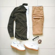 (Part 2) 26 Coolest Casual Outfit Grids To Help You Be The Best-Dressed Guy