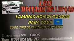 . laminas homologadas para toda Asturias desde 80 euros 20 años de experiencia llamar 678239676
