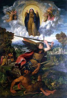 Dosso Dossi e Battista Dossi. 1533-1534. 234x166. Olio su tavola. Galleria Nazionale di Parma.