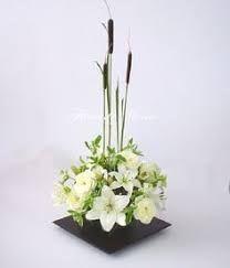 نتيجة بحث الصور عن arreglos florales ikebana para matrimonio Ikebana Flower Arrangement, Floral Arrangements, Floral Centerpieces, Diffuser, Floral Design, Wedding, Center Pieces, Google, Image