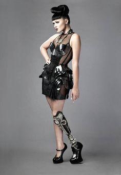 Les prothèses design de Sophie de Oliveira Barata