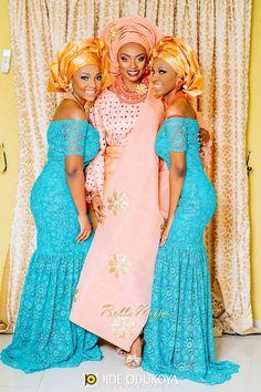 Atinuke & Femi Odukoya   Yoruba Lagos Nigerian Wedding   Jide Odukoya Photography   BellaNaija 019