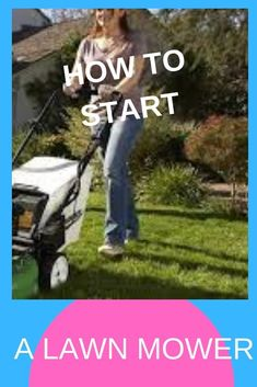 How to start your lawnmower lawn mower repair its easier than you think basic lawn mower maintenance. Lawn Mower Maintenance, Lawn Mower Repair, Best Lawn Mower, Lawn Mower Parts, Walk Behind Lawn Mower, Pergola Pictures, I Gen, Outdoor Garden Furniture, Pergola Designs