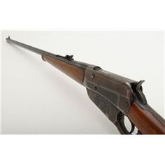 Winchester Model 1895 lever action rifle in Army Krag caliber) showing round barrel Revolvers, Shotguns, Firearms, Winchester Lever Action, Gun Vault, Hand Cannon, Lever Action Rifles, Hunting Rifles, Man Stuff