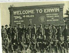 Welcome to Erwin sign Erwin, TN