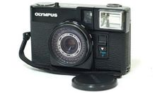 5 Film Cameras To Get Started With: Olympus Pen EF