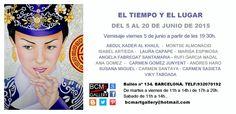 Sería un placer poder contar con vuestra presencia. Vernissage : Viernes, 5 de Junio 2015, a las 19,30 h. Muchas gracias !