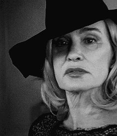 Fabulous Hot Damn Witch   AHSViral.com - Halloween is coming and its time for witches to do a fashion show. And Fiona Goode will be the star because is the most fabulous witch ever.
